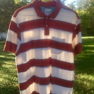 OLD NAVY VINTAGE POLO MENS LARGE